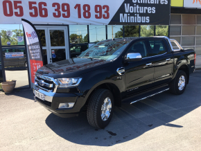 Location ford ranger pick up 4x4 tout terrain bordeaux