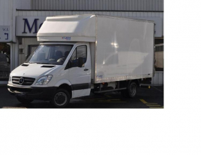 Location Camion Bordeaux Mercedes Sprinter