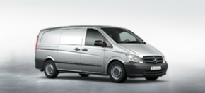 Location Camion Bordeaux Mercedes Vito