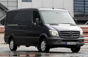 Location Fourgon Bordeaux Mercedes Sprinter