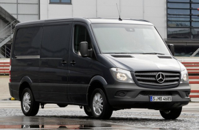Location Fourgon Bordeaux Mercedes Sprinter